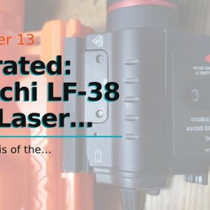 Honest review: Feyachi LF-38 Red Laser Flashlight Combo 200 Lumen Weapon Light with Picatinny R...