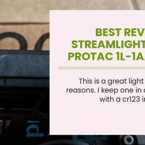 Top rated: Streamlight 88061 ProTac 1L-1AA 350-Lumen Dual Fuel Professional Tactical Light, Bla...