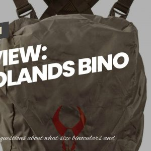 Honest review: Badlands Bino XR Camouflage Binocular & Rangefinder Case