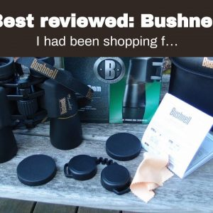 Honest review: Bushnell Legacy WP