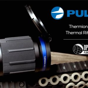 Pulsar Thermion XQ50 Thermal Riflescope - OpticsPlanet com