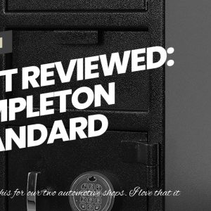 [Review] Templeton Standard Depository Safe - Electronic Keypad Combination & Key Backup, 1.12...
