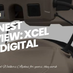 Review: XCEL 100 Digital Electronic Muff W/ Voice Clarity, Advanced Circuit, 4 Listening Modes