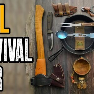 TOP 10 WILDERNESS SURVIVAL GEAR THAT IS ON ANOTHER LEVEL