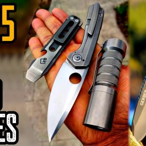 TOP 5 BEST EDC FIXED BLADE KNIFE 2020