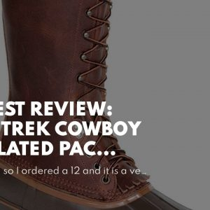 Trusted review: Kenetrek Cowboy Insulated Pac Boot