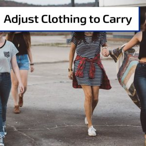 Concealed Carry Clothing & Holster Options for Women | Gun Talk Radio