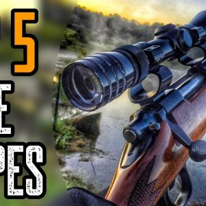 Top 5 Best Rifle Scopes 2021 (Hunting Scope , Precision Scopes & Long Range Scopes)
