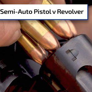Gun 101: Handguns - Pistol v. Revolver | Gun Talk
