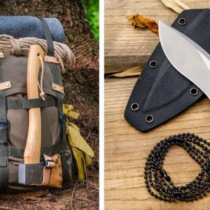 Top 10 Must Have Bushcraft Gear, Tools & Equipment
