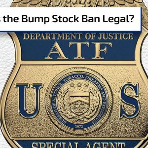 Updates on Bump Stock Ban Lawsuit | Gun Talk Radio