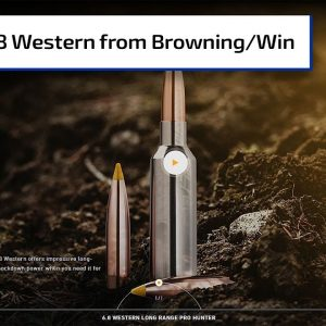 A New Cartridge – The 6.8 Western | Gun Talk Radio