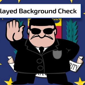Background Check Approvals in Oregon Delayed For Months | Gun Talk Radio