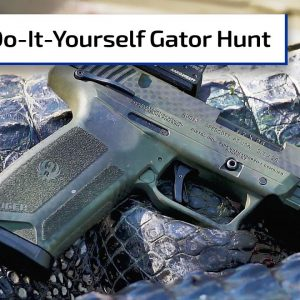 Chasing Gators in Louisiana | Gun Talk
