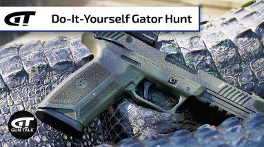Chasing Gators in Louisiana | Gun Talk
