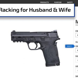 Couple Loves Smith & Wesson's M&P Shield EZ | Gun Talk Radio