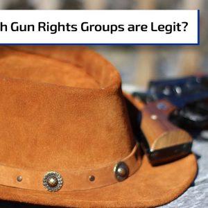 Find The Good Gun Rights Groups | Gun Talk Radio