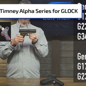 GLOCK Trigger Upgrade with Timney Alpha Series | Gun Talk