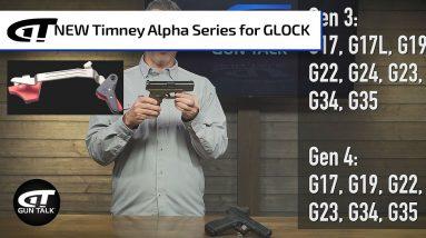 GLOCK Trigger Upgrade with Timney Alpha Series | Gun Talk
