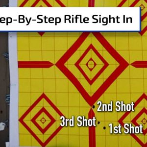 How To Sight In Your Rifle | Gun Talk