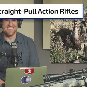 Savage IMPULSE Straight Pull Rifle | Gun Talk Hunt