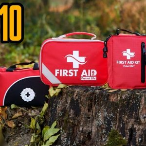 Top 10 Best First Aid Kit for Survival, Hiking & Camping 2021