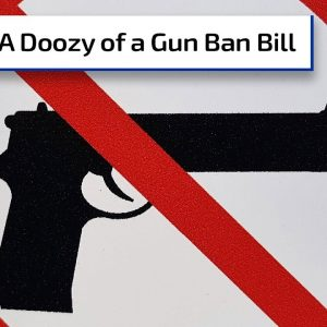 Crazy Gun Ban Legislation Introduced - H.R. 127 | Gun Talk Radio