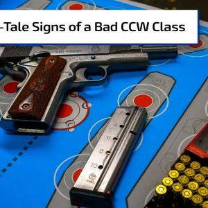 Have You Taken A Bad CCW Class? | Gun Talk Radio