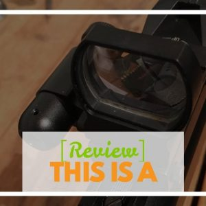 My review: Feyachi RSL-18 Reflex Sight - 4 Reticle Red & Green Dot Sight Optics with Integrated...