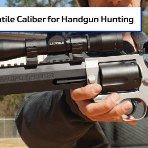 New Power Caliber for Taurus Raging Hunter Revolver | Gun Talk