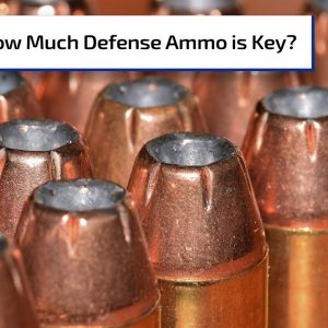 Self-Defense: How Many Rounds of Ammo is Enough? | Gun Talk Radio