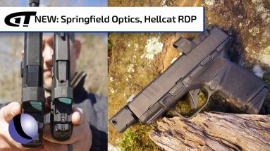 Springfield Armory's Hellcat RDP, HEX Red Dots | Guns & Gear First Look
