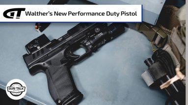 The NEW Walther PDP Line | Gun Talk Radio