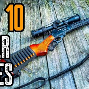 TOP 10 BEST .22LR RIFLES for Hunting & Self Defense