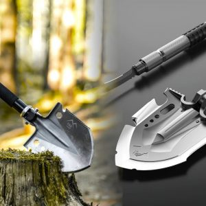 TOP 10 BEST SURVIVAL SHOVEL MULTI-TOOLS 2021