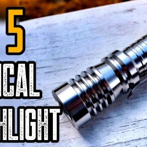 TOP 5 BEST TACTICAL FLASHLIGHTS ON AMAZON 2021