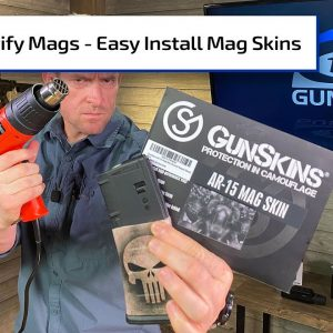 GunSkins Mag Skin Install | GunDealio Alert
