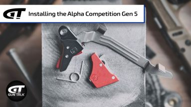 Installing the Timney Alpha Competition Gen 5 Trigger | Gun Talk