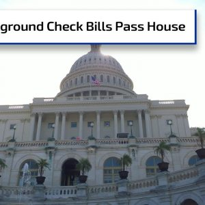 Universal Background Check, Waiting Period Bills Passed by House | Gun Talk Radio
