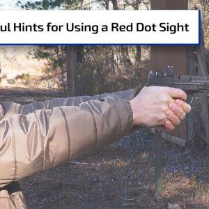 Red Dot Tips for Your Carry Gun | Gun Talk