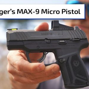 Ruger MAX-9 | Guns & Gear First Look