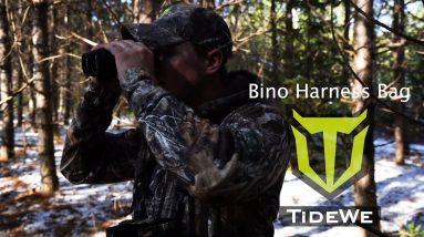 TideWe Bino Harness Bag Review | Amazon Hunting Products
