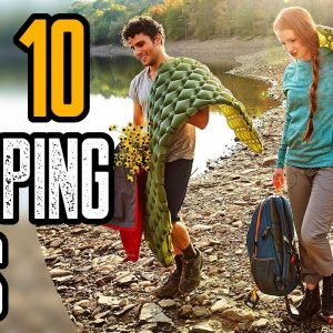 Top 10 Best Sleeping Pads For Camping & Backpacking 2021