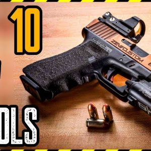 Top 10 New Pistols for Concealed Carry 2021