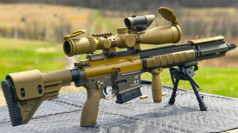 TOP 5 SEMI-AUTO RIFLES 2021 | Best Semi Automatic Rifles 2021!