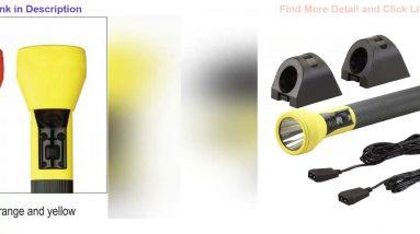 Best Seller Streamlight 25323 SL-20LP 450-Lumen Full Size Rechargeable LED Flashlight with 120V/100