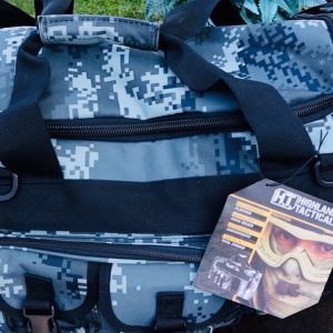 Affordable Range Bag by Highland Tactical