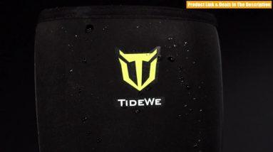 The Best TideWe Rubber Neoprene Boots Men and Women, Waterproof Durable 6mm Neoprene Boot