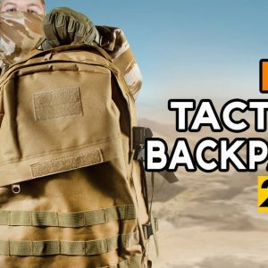 Best Tactical Backpack - Top 5 New Tactical Backpacks Review