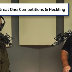 Competitive Heckling & Old School Competition Guns | Gun Talk Nation